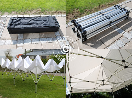 Gazebo Rapidi Flextents