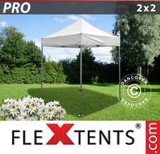 Gazebo Rapido FleXtents Pro 2x2m Bianco