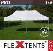 Gazebo Rapido FleXtents Pro 3x6m Bianco
