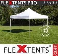 Gazebo Rapido FleXtents Pro 3,5x3,5m Bianco