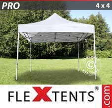 Gazebo Rapido FleXtents Pro 4x4m Bianco