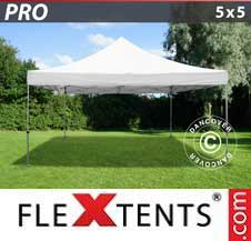 Gazebo Rapido FleXtents Pro 5x5m Bianco