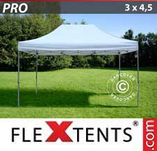 Gazebo Rapido FleXtents Pro 3x4,5m Bianco