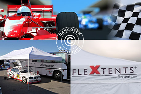 Gazebo Rapidi Flextents - Tende per Racing